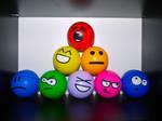 DeviantArt Stress Balls
