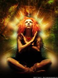 Meditatio by theycallmeteddy