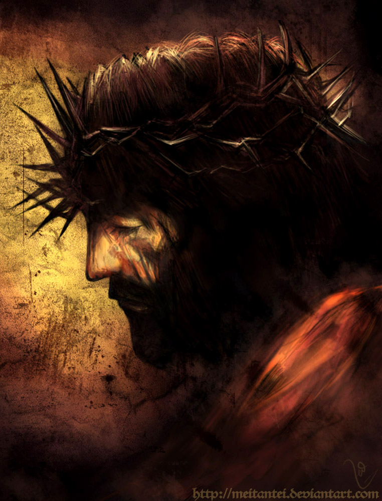 The Passion of The Christ by theycallmeteddy on DeviantArt
