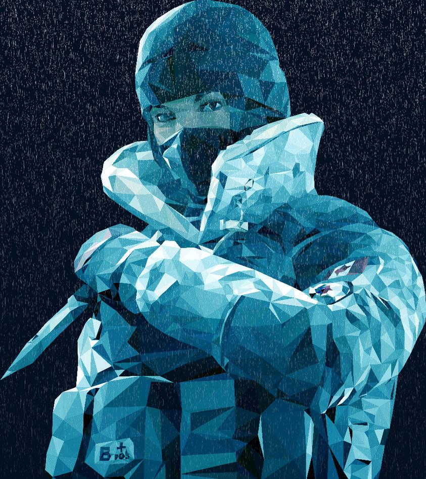 Frost R6 Animation By Helloimkiki On Deviantart