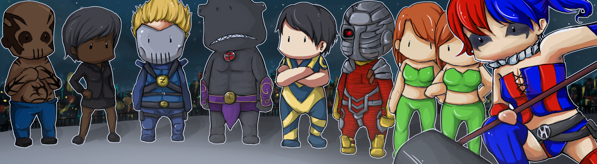 Suicide Squad by frilla