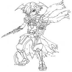 Assassin Cross Chibi
