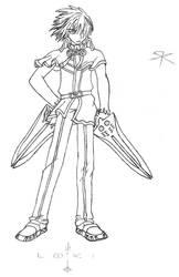 Loki: Ragnarok Manwha