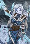 Skadi- Goddess of Winter