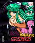 MORRIGAN- DARKSTALKERS by Konsennin