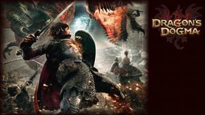 Dragon's Dogma - Wallpaper by ottoDVD