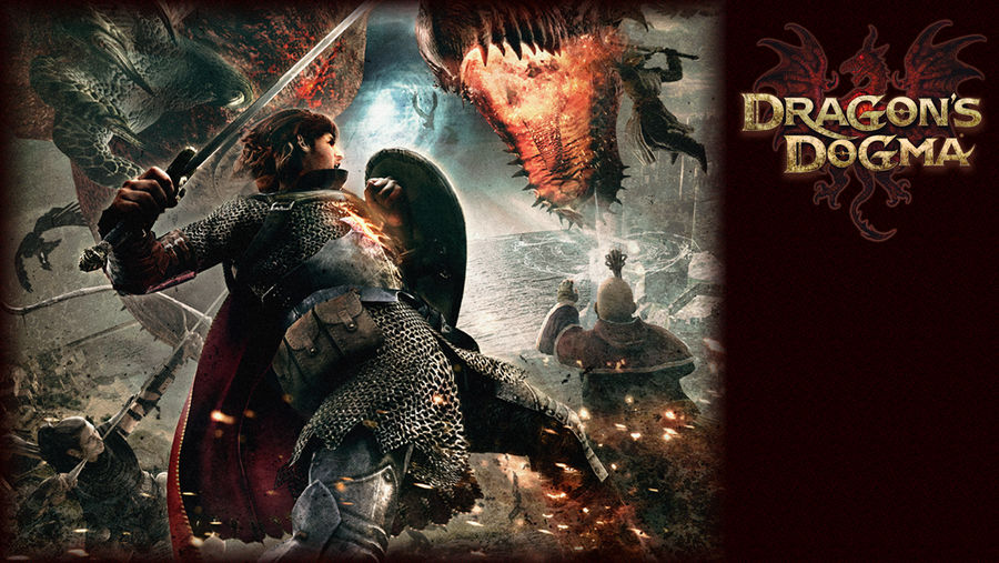 Dragons Dogma Wallpaper By Ottodvd On Deviantart