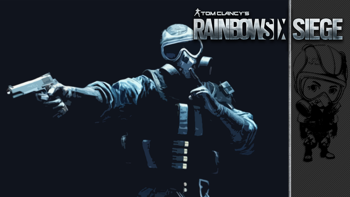 Mute Rainbow Six Siege By Ottodvd On Deviantart HD Wallpapers Download Free Images Wallpaper [1000image.com]