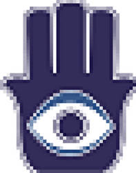 Pixel picture by Moebbro