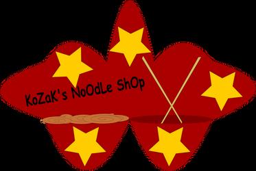 Kozaks Noodle Shop by Moebbro