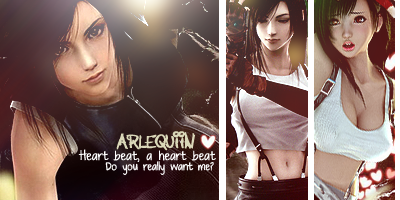 Tifa Lockhart Signature by Nagatito
