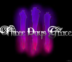 Three Days Grace Logo (Made with SAI) by sierra-windguardian