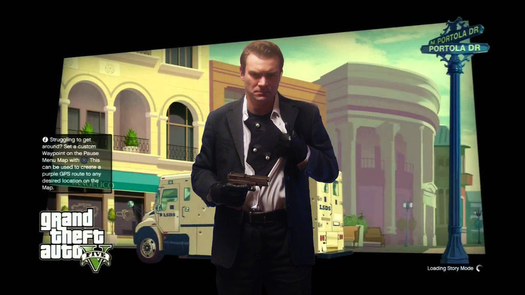 Gta 5 Amanda Real Life GTA V Michael R...
