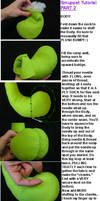 Smuppet Plushie Sewing Tutorial PART 2