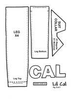 Lil Cal sewing pattern Pg. 5 by lishlitz