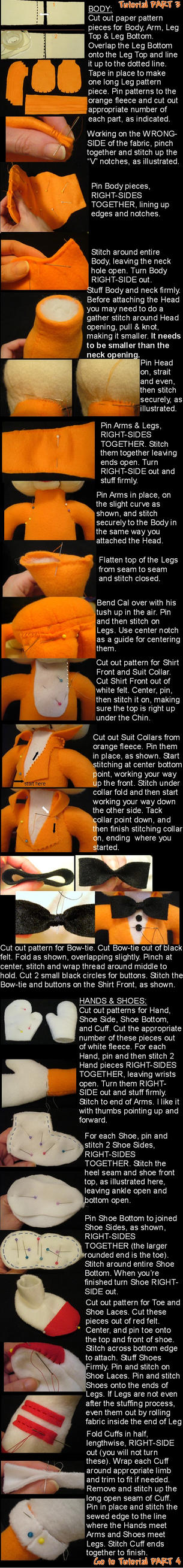 Lil Cal sewing tutorial Part 3 by lishlitz