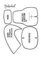 Tinkerbull sewing pattern Pg. 1 by lishlitz