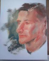 Unfinished Man by felcandy