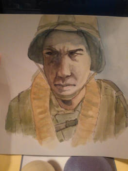 Unfinished Soldier