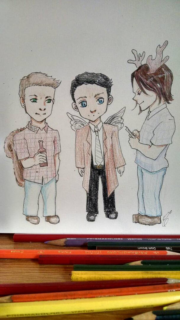 team free will by Suyashori
