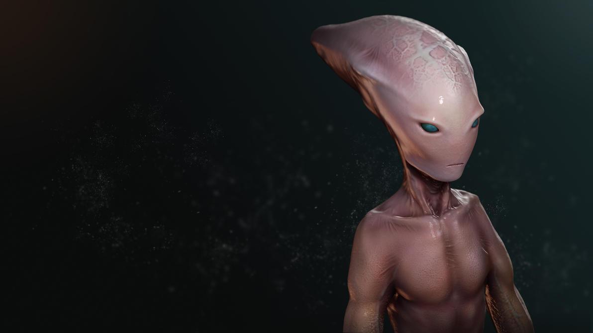 Alien by TheraDora