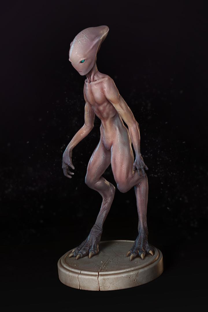 Alien 2 by TheraDora