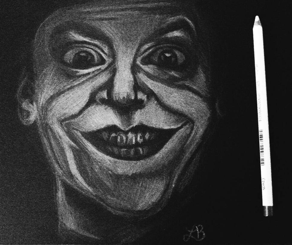 Jack Nicholson Joker By LauraBonacci On DeviantArt