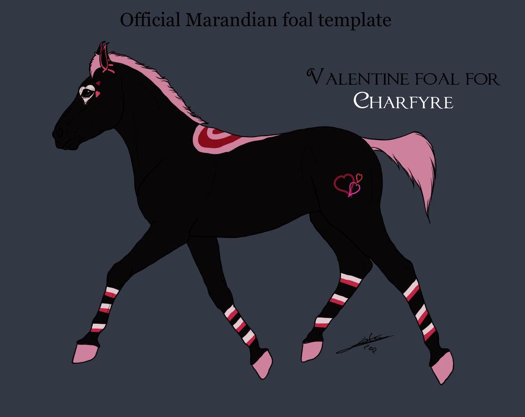 Valentine foal CXVIII by Jian89
