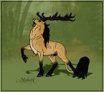 Melark | Stag | Outsider (Silverthorne)