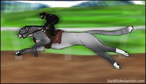 SND - the race by Jian89