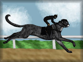 Junior Speed Test By Snake Stables by Jian89