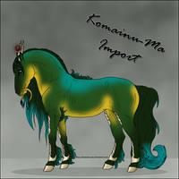 Komainu-Ma import sale 10 by Jian89