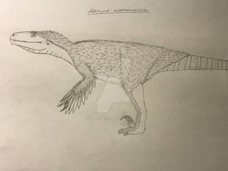 Paradox Island: Utahraptor ostrommaysorum