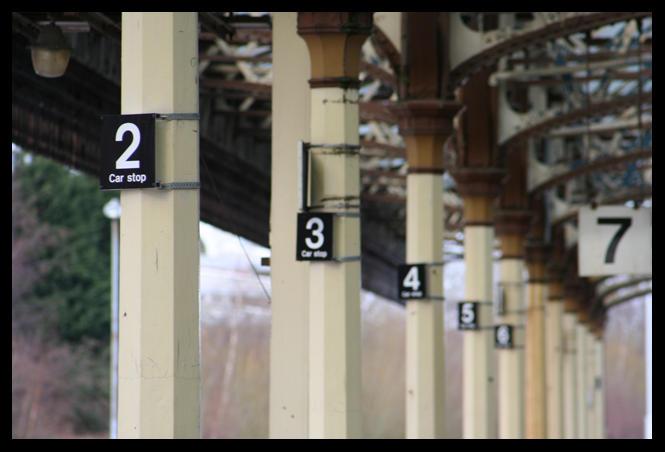 Platform 7 by Lesjordans