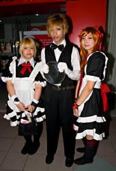 Gothic Maids