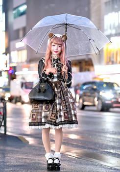 rainy day lolita