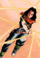 Android 17 in Action by dbz