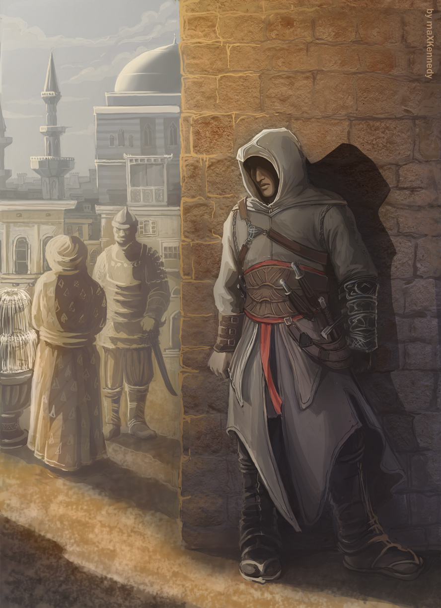 Assassin's Creed Altair by maXKennedy