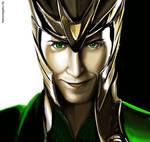 Happy Loki