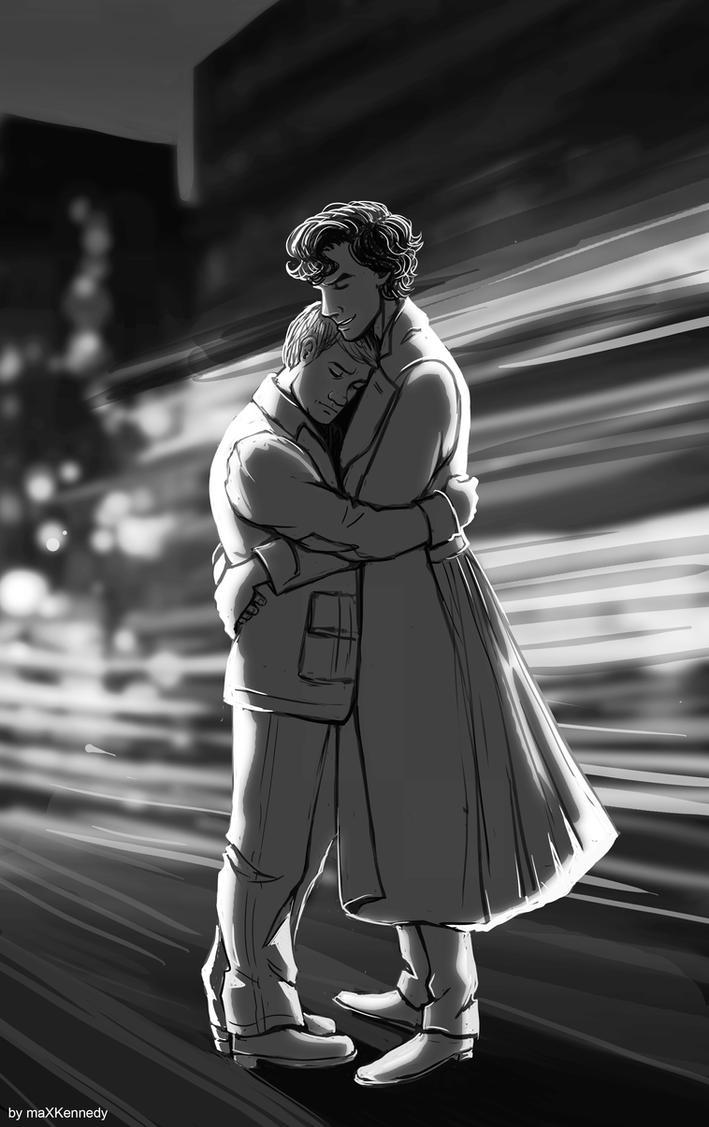 Sherlock BBC - Dream On by maXKennedy