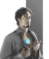The Avengers - Tony Stark by maXKennedy