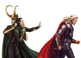 The Avengers - Don't go