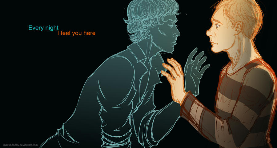 Sherlock BBC - Feel you here by maXKennedy