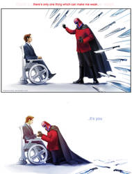 The X men first class - Weakness by maXKennedy