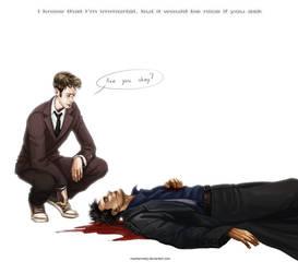 Doctor Who - Are you okay?