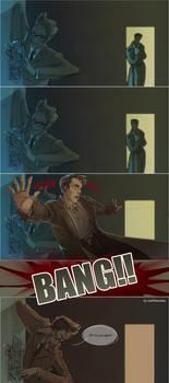 Doctor Who - Bang!