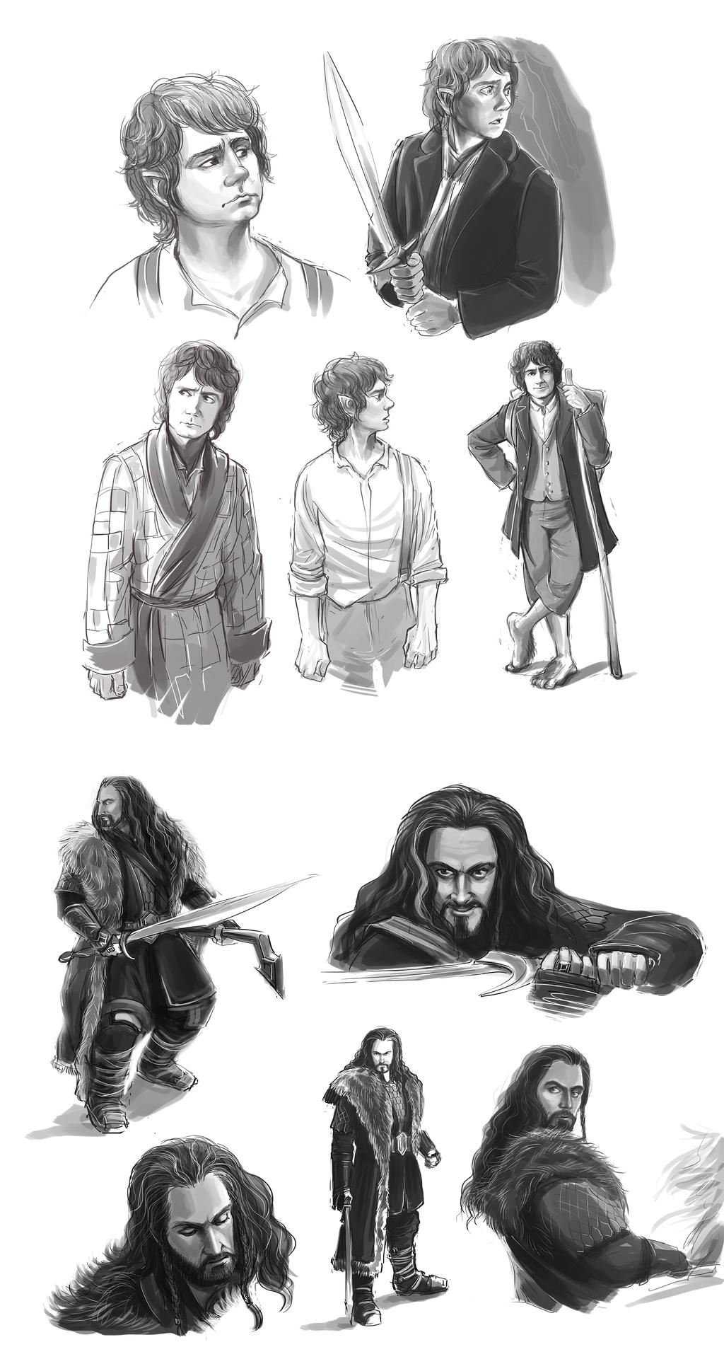 The Hobbit: An Unexpected Journey by maXKennedy