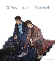 Doctor Who - I'm so tired by maXKennedy
