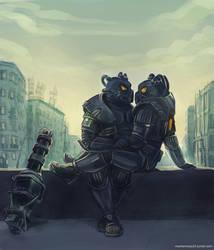 Fallout Romance by maXKennedy
