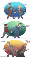 Doctor Who - Girls